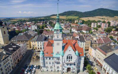 Zahájení spolupráce s městem Šumperk